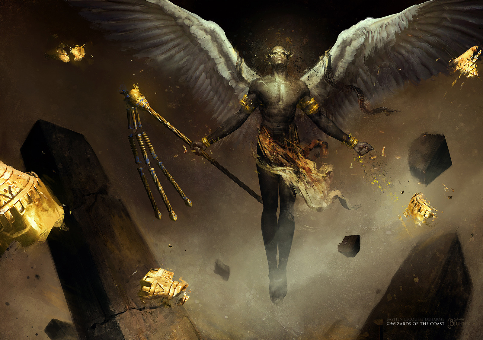 Bastien lecouffe deharme desolation angel web
