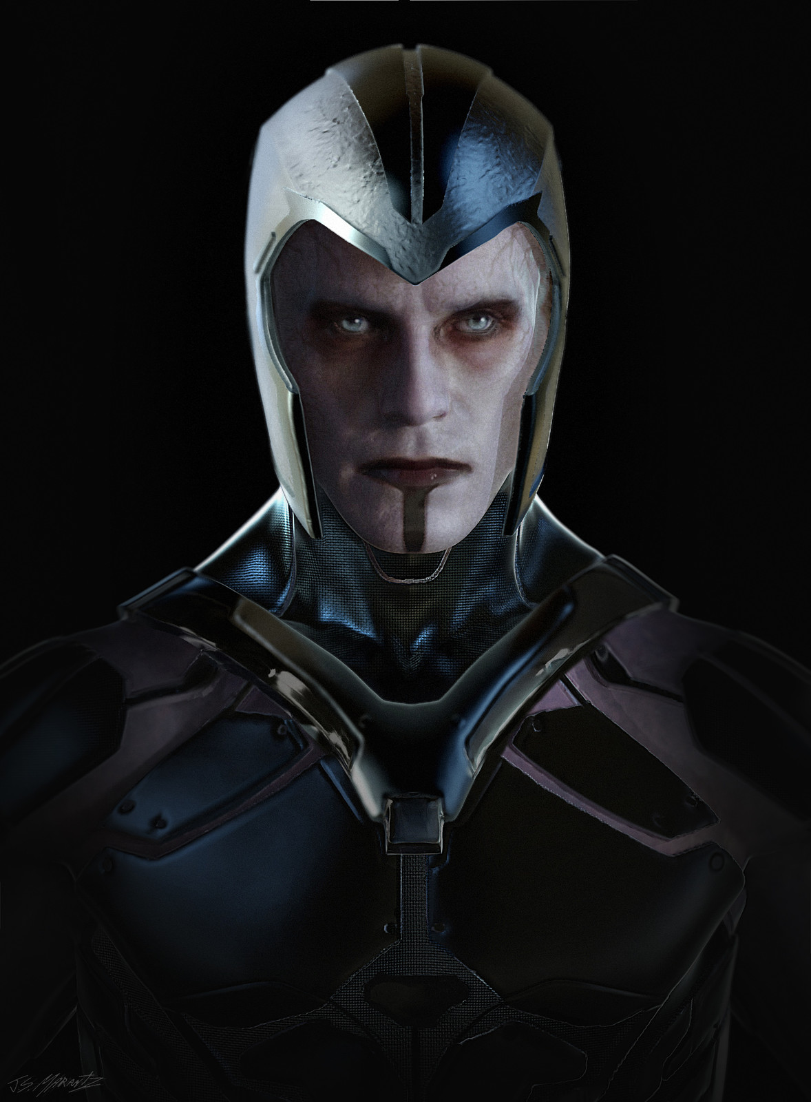 X Men Apocalypse: Early Magneto Concepts