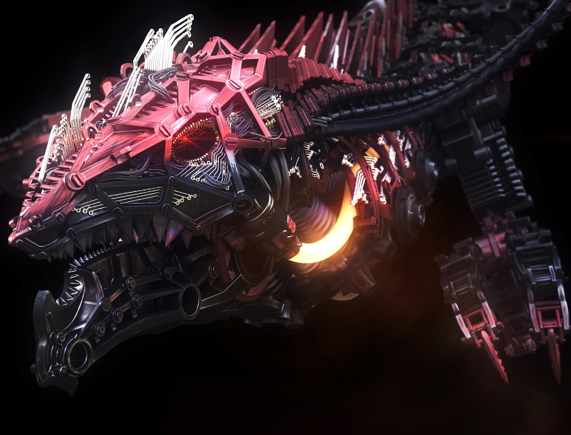 Pawel libiszewski zb dragon 01