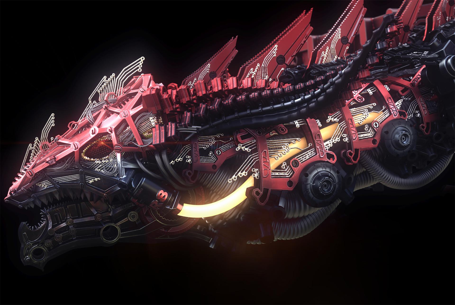 Pawel libiszewski zb dragon 02