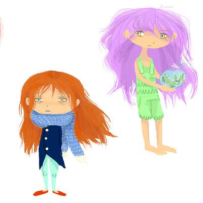 Alexandra hall pinner girl character page