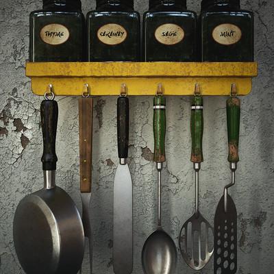 Jeffry quiambao utensils