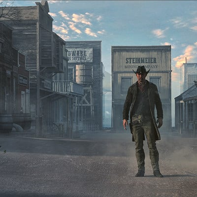 Stefan morrell 002 the streets of the wild west