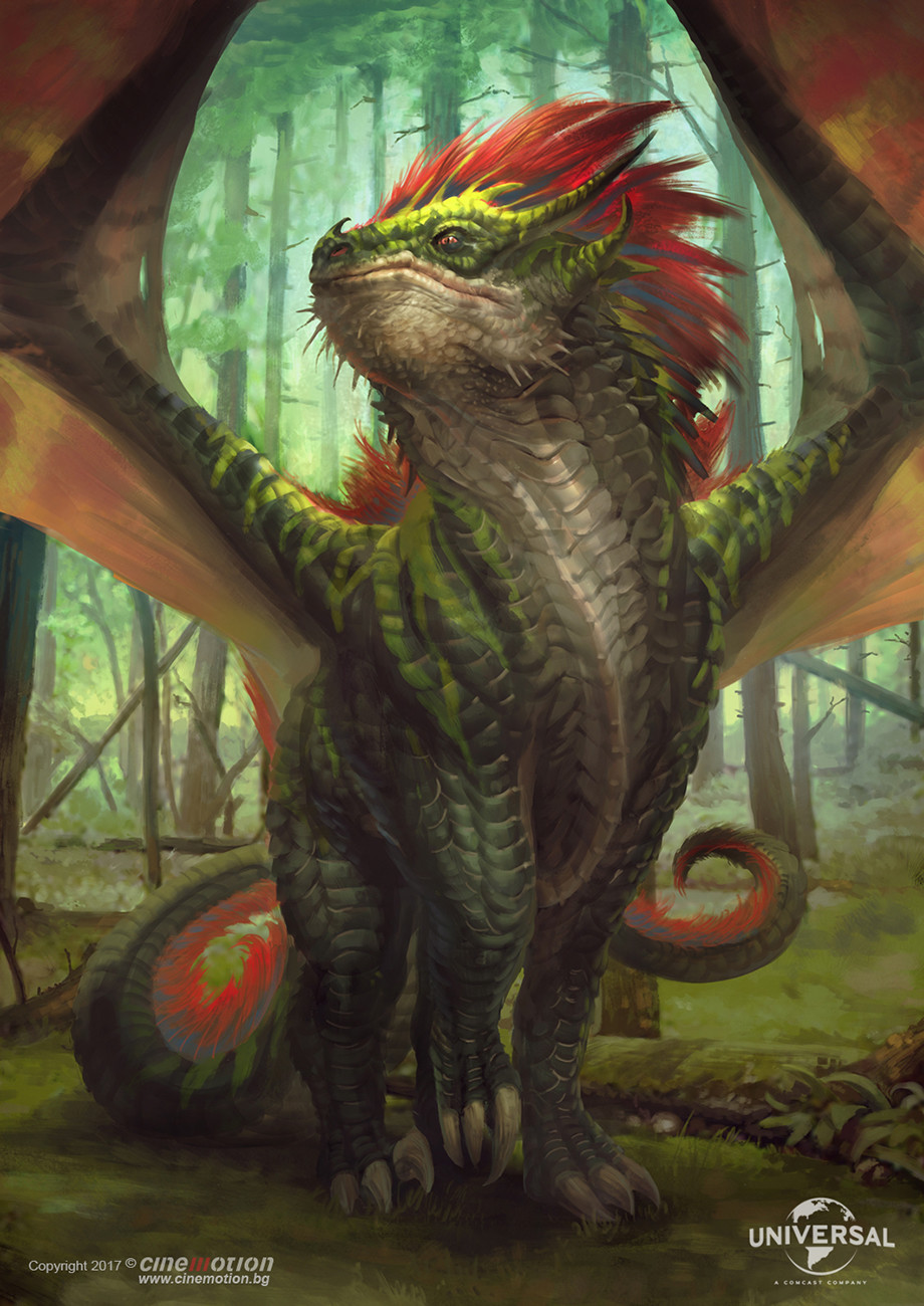 Miroslav petrov greenforestdragon