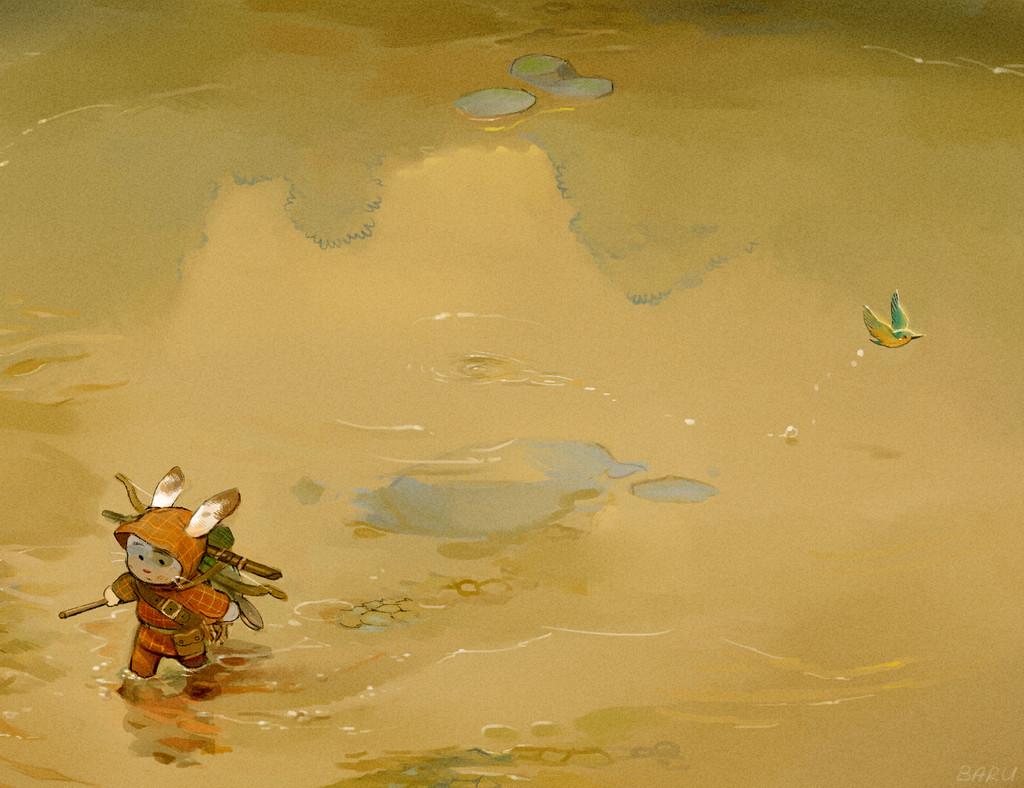Rachel saunders crossing paths by barukurii d6vm3ol