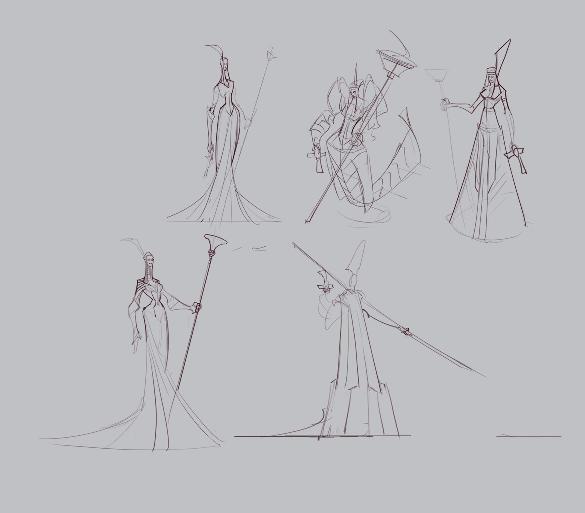 Drakhas oguzalp donduren sketches