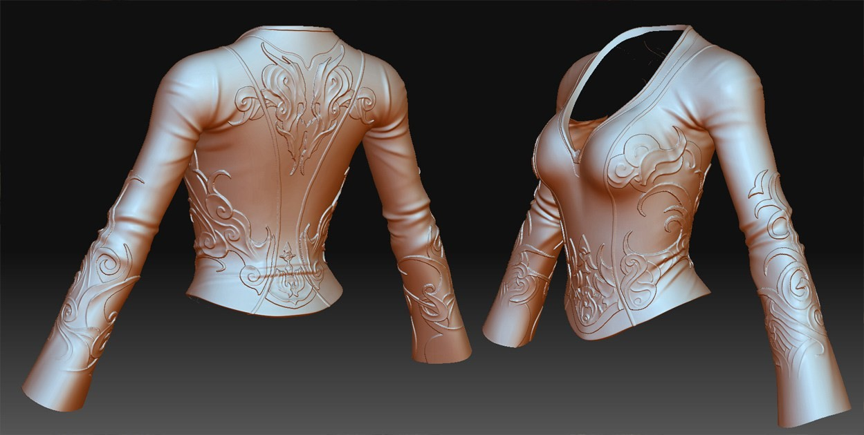 T d chiu customizationarmor coldsculpt
