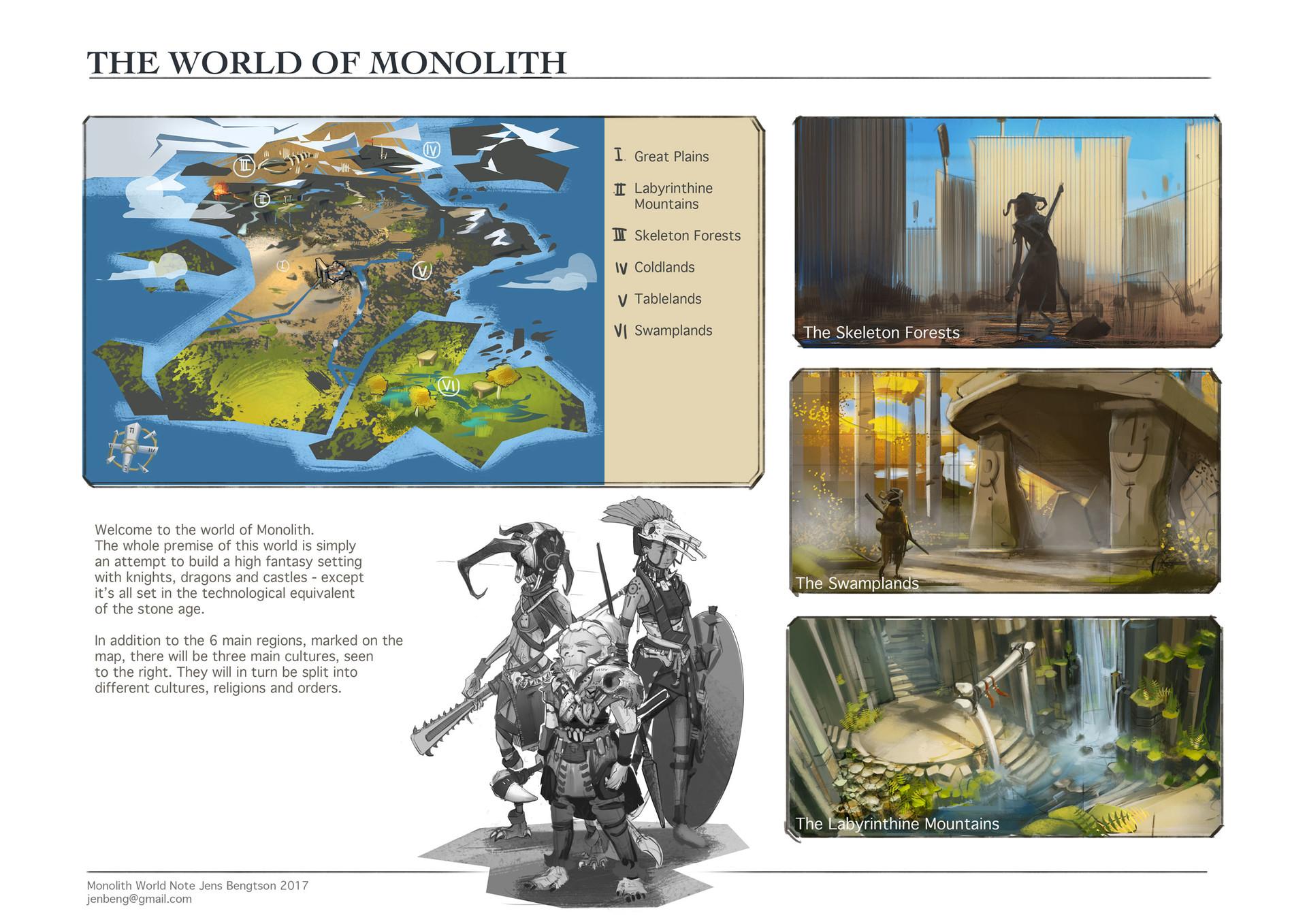 Jens bengtsson worldnote overview