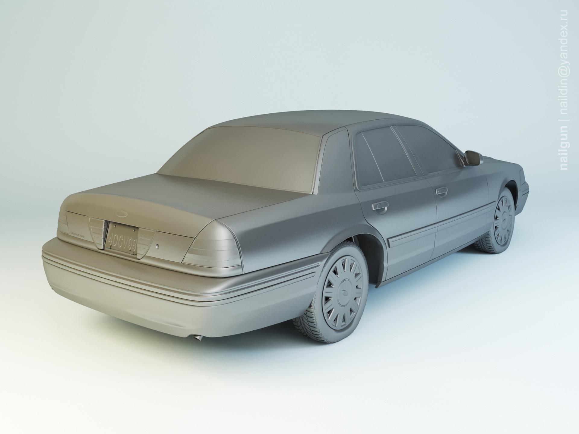 Nail khusnutdinov pwc 036 000 ford cv modelling 1