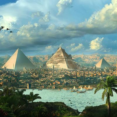 Scott richard egypt matte by scott richard