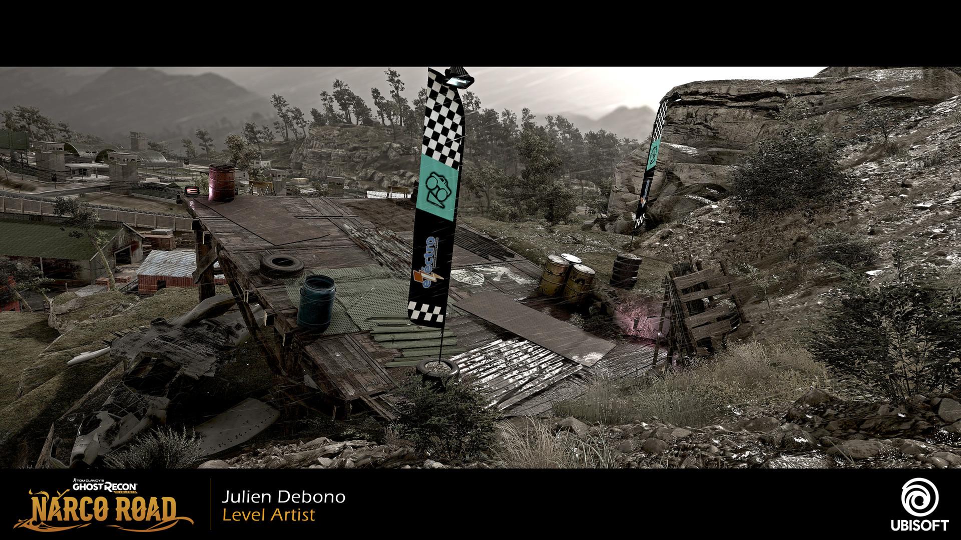 Julien debono jump06 day
