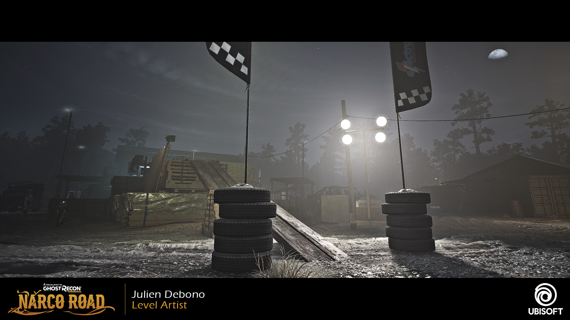 Julien debono sm04trial01 start