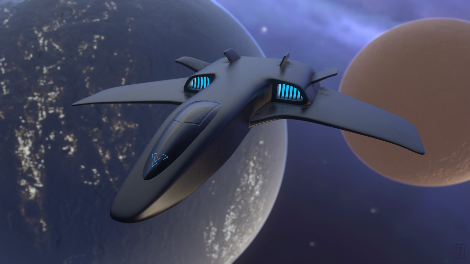 Starfighter Drone