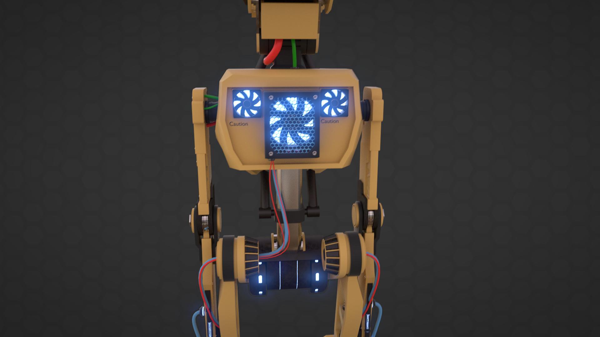 Ants aare alamaa ants aare alamaa robot render 01