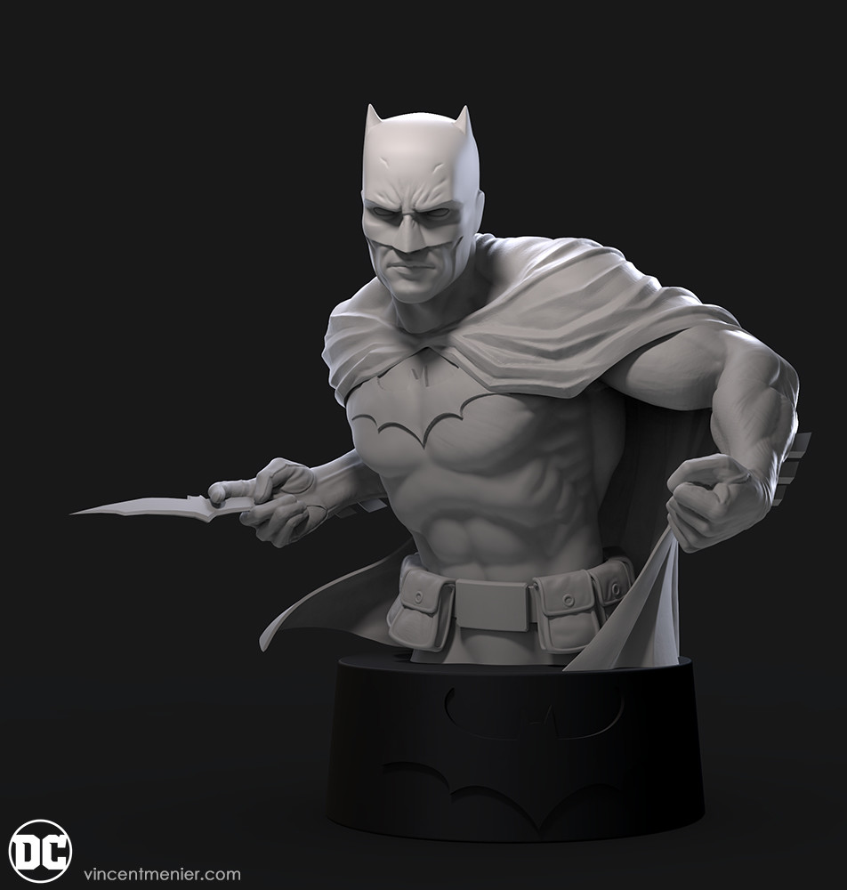 Vincent menier batman render2