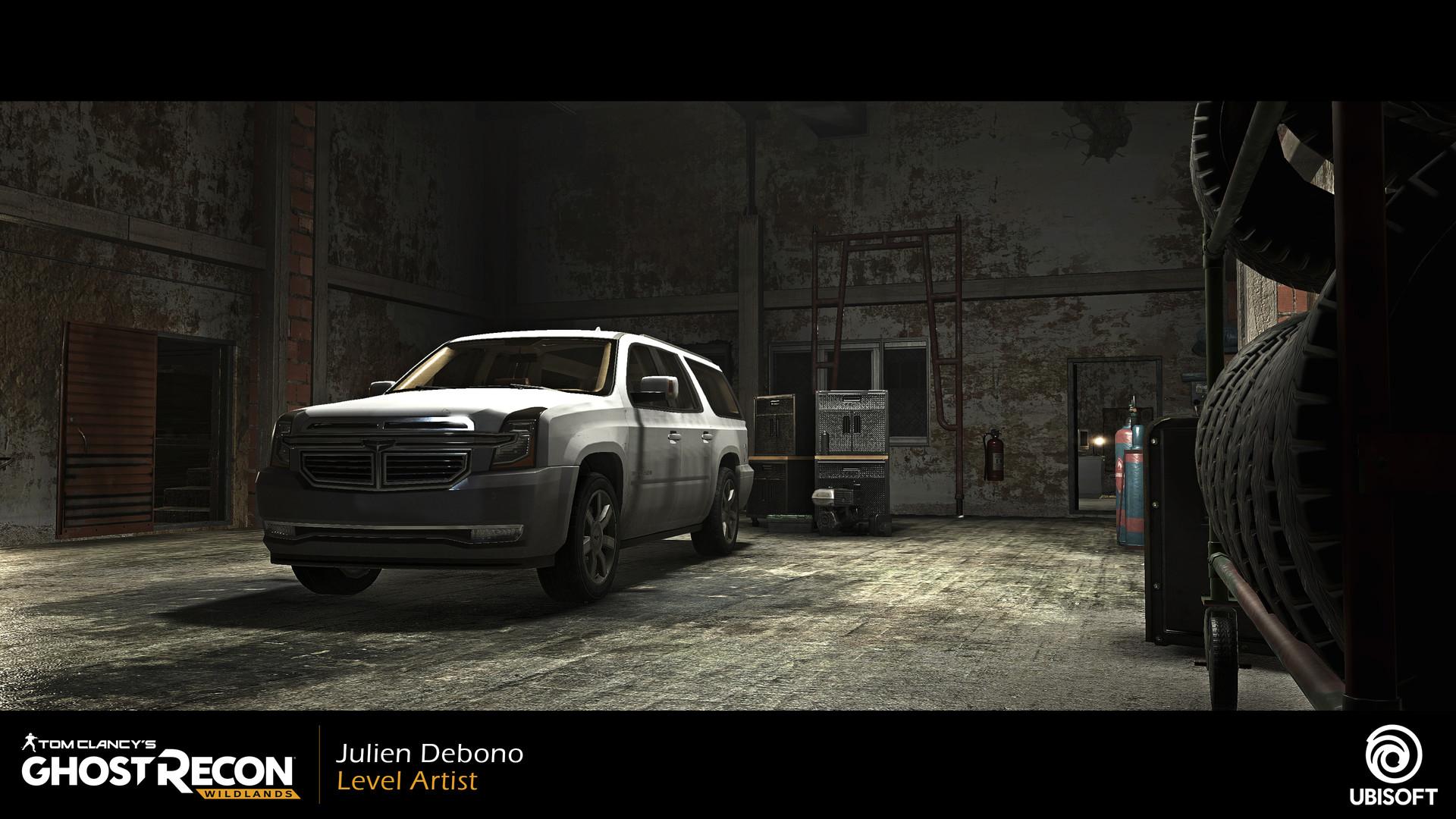 Julien debono truck01