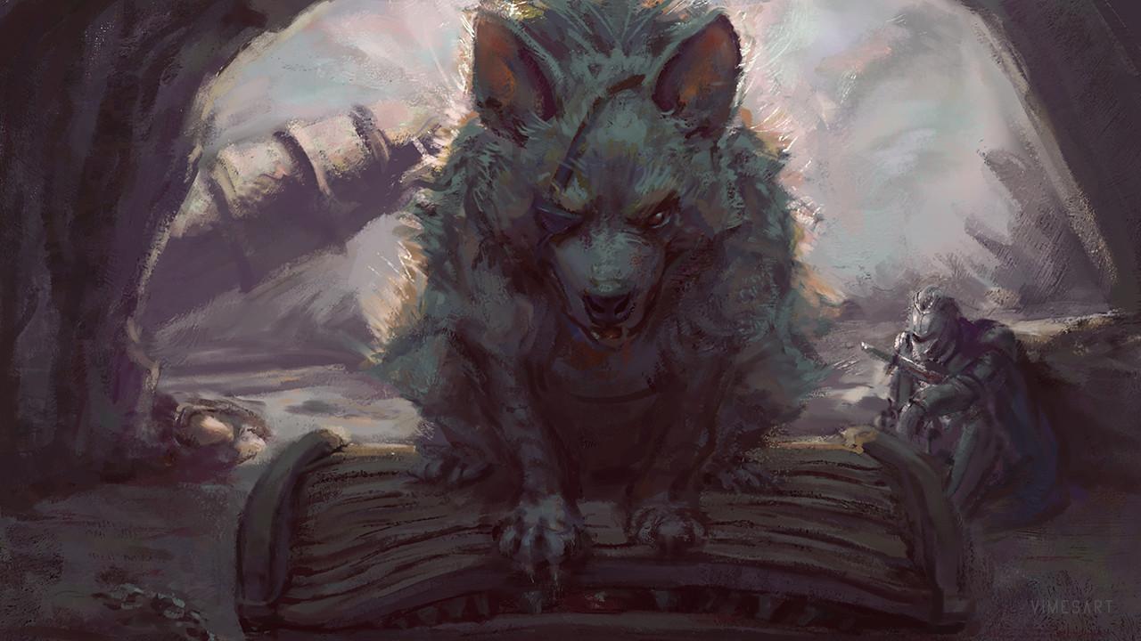 Dark Souls Banner Commission