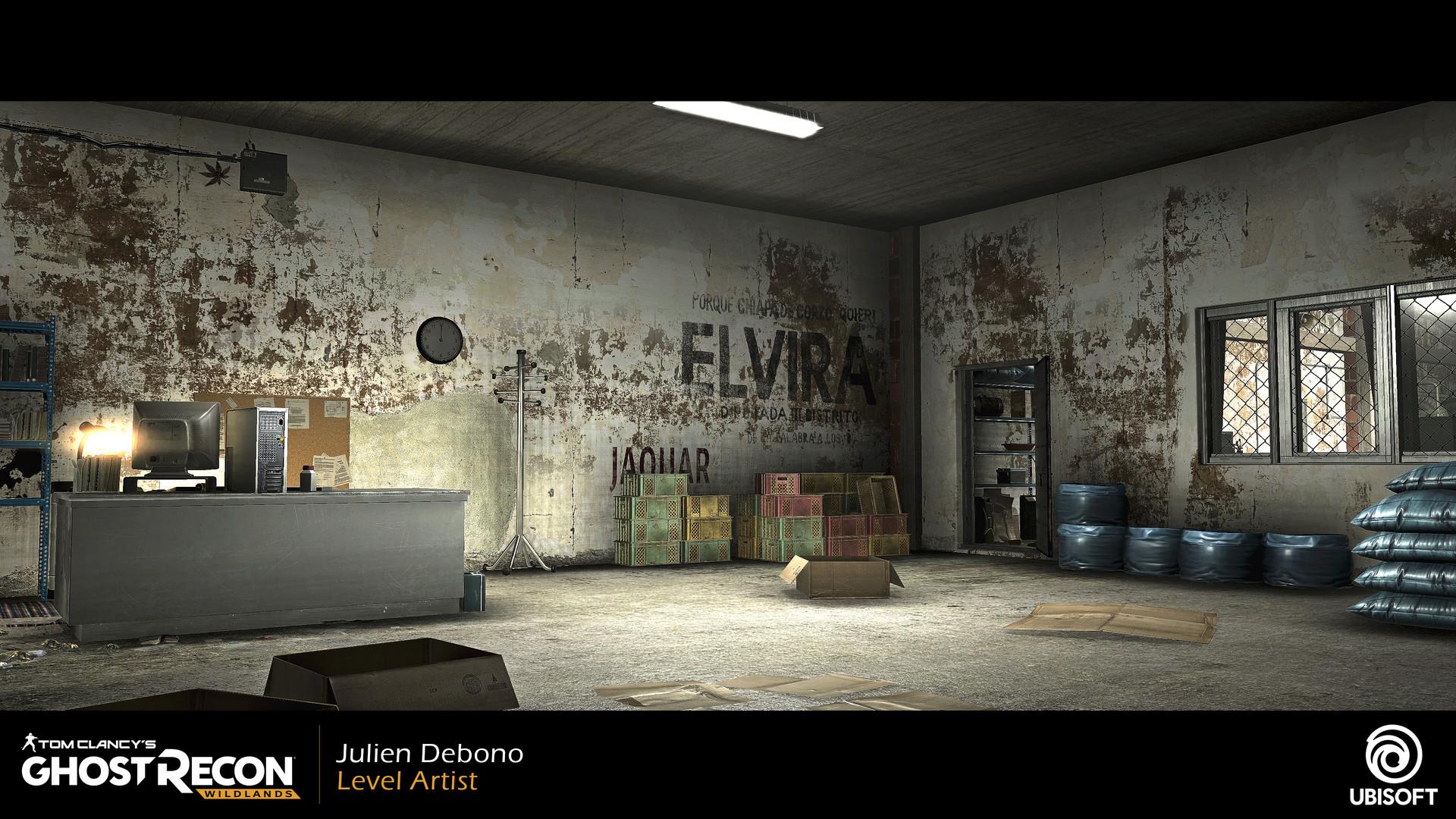 Julien debono truck11