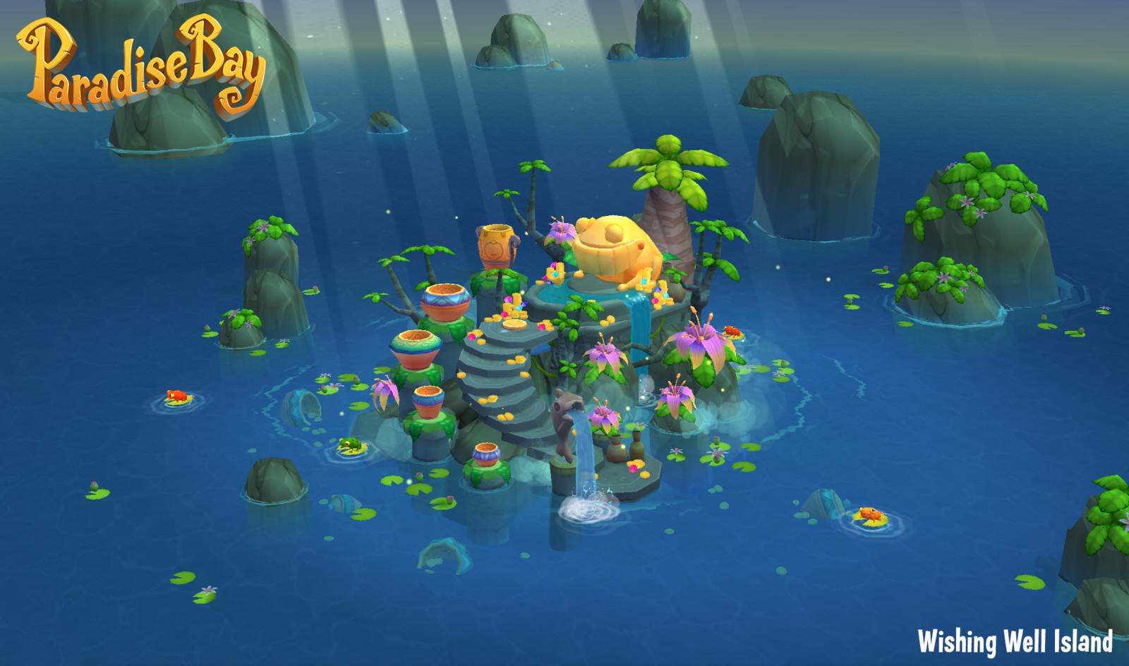 Wishing Well Island (mobile)