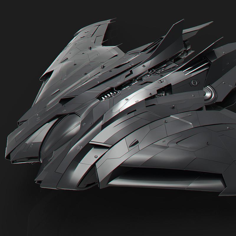 Aircraft Concept Model