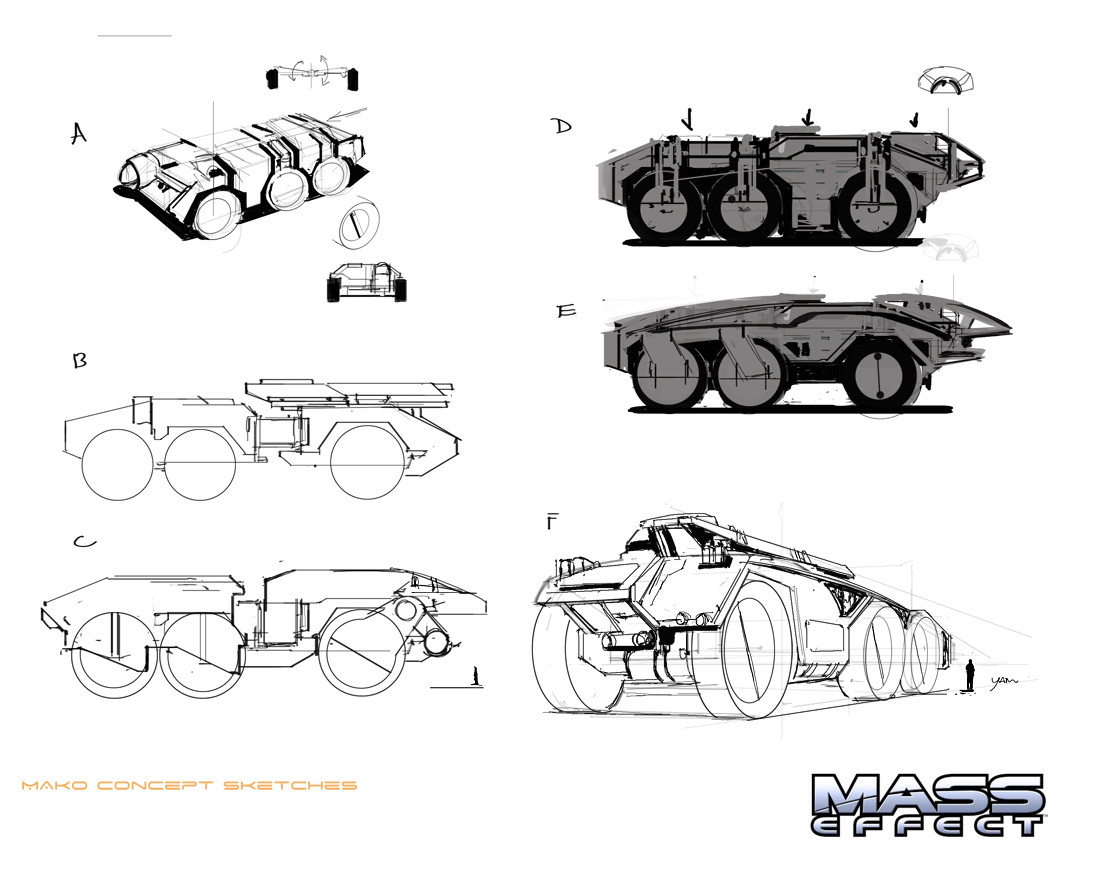 Brian yam me sketches examples
