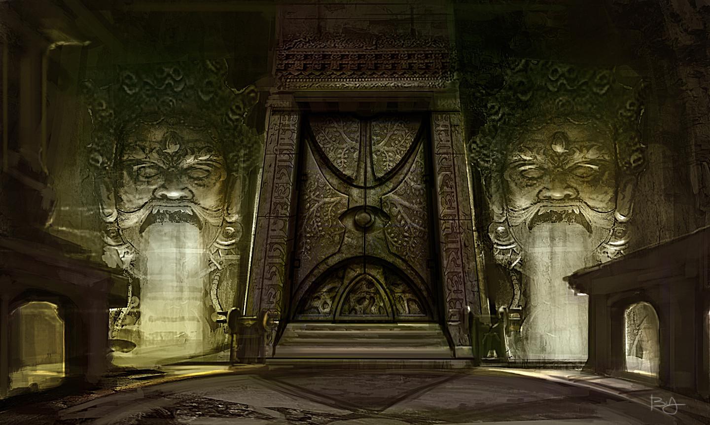 Shambhala gate design in context
