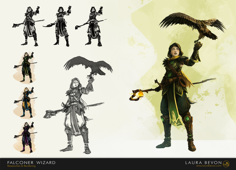 Falconer Wizard