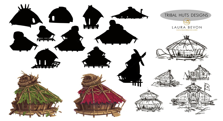 The Last Soul - Huts