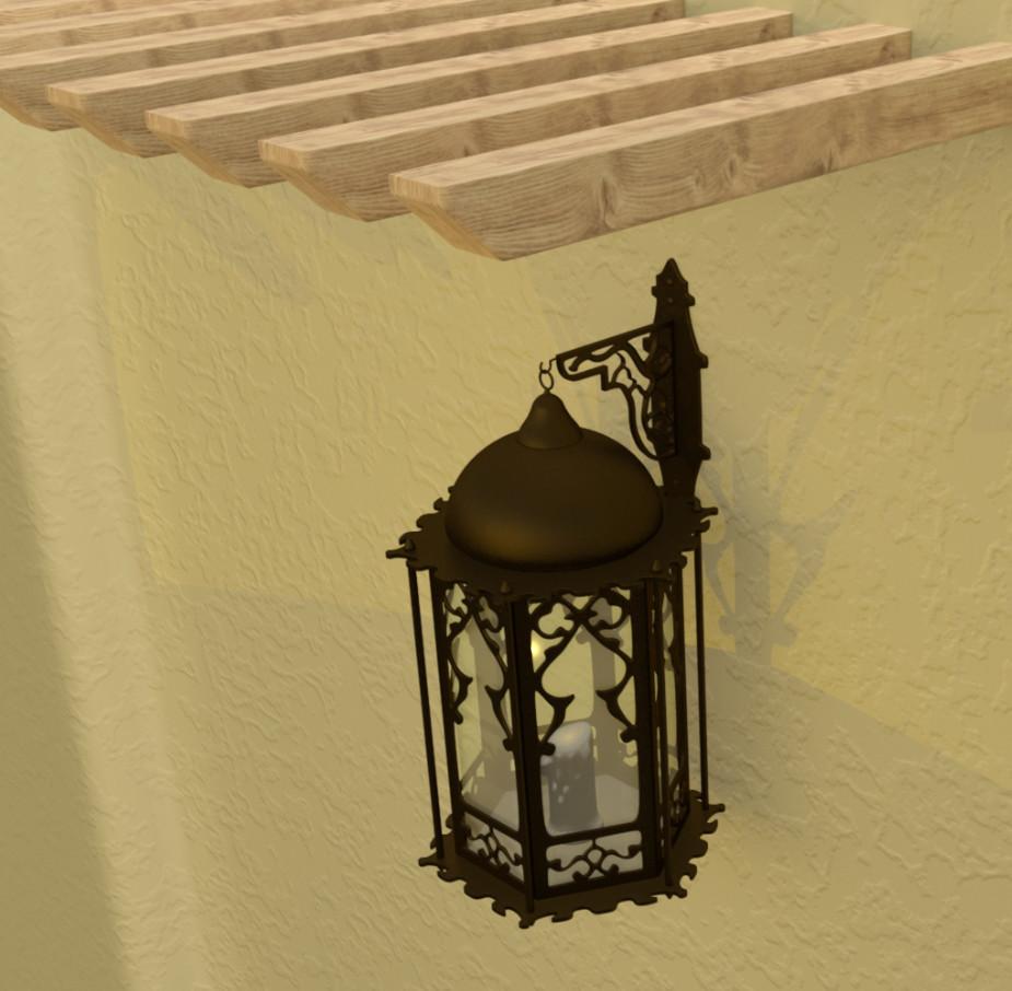 Rajesh sawant morrocon lantern2