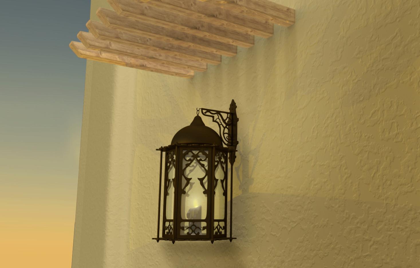 Rajesh sawant morrocon lantern