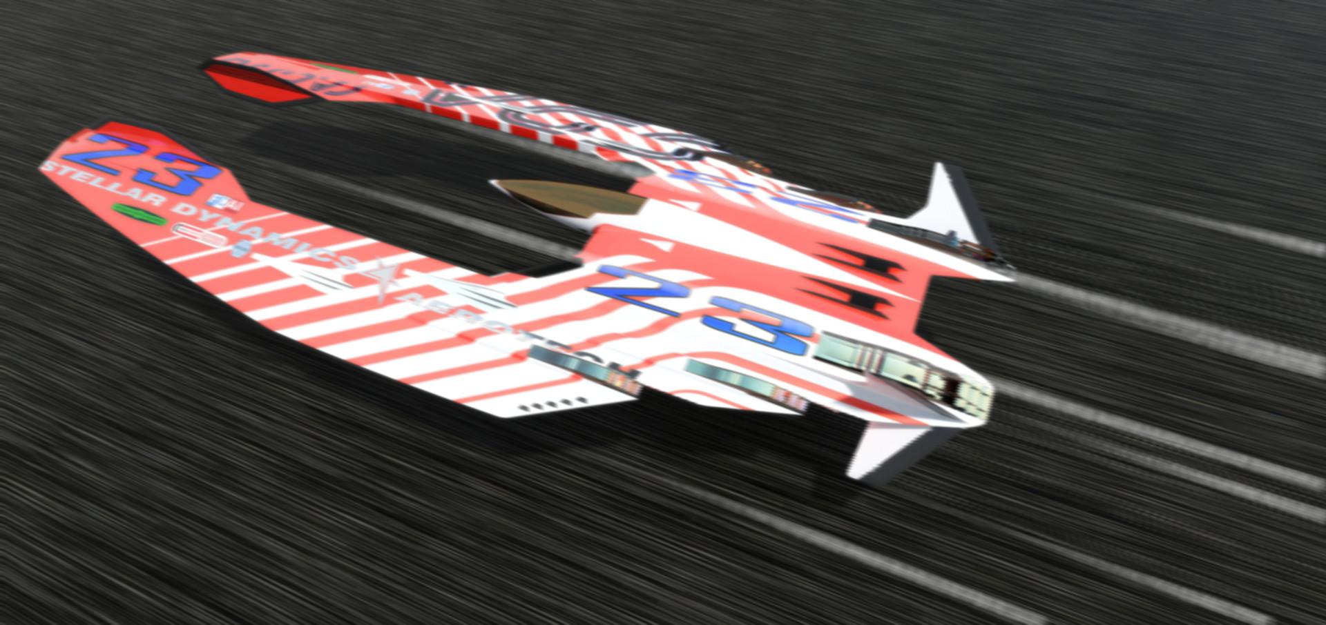 Joachim sverd martian aeroracer24 speed