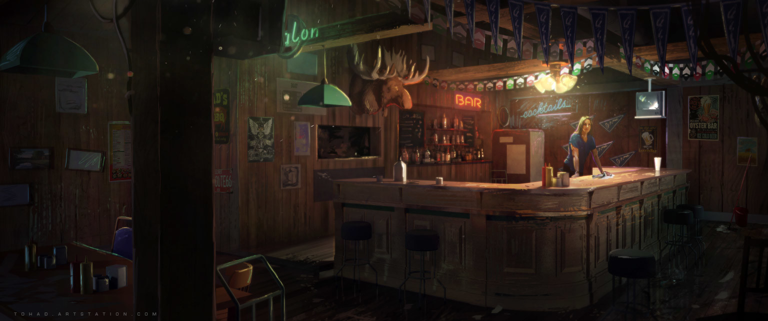 Far Cry 5 Trailer concept art