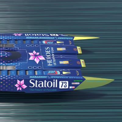 Joachim sverd aerocat statoil speedtest62