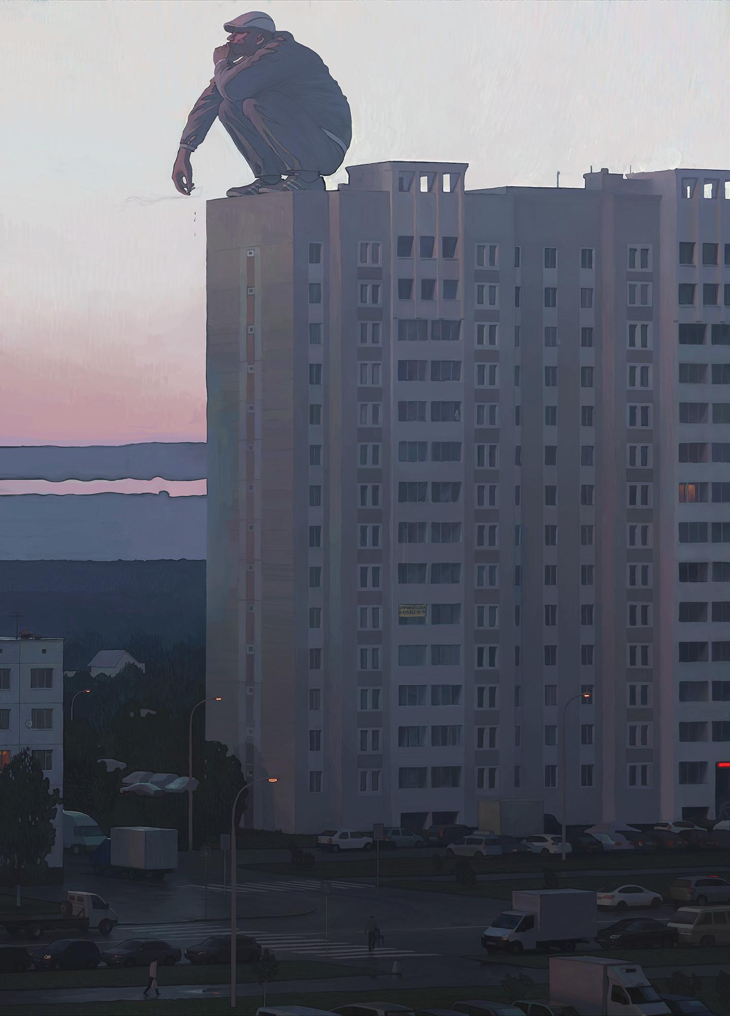 Andrey surnov overseer