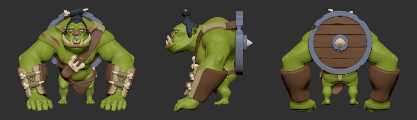 Orc - WIP