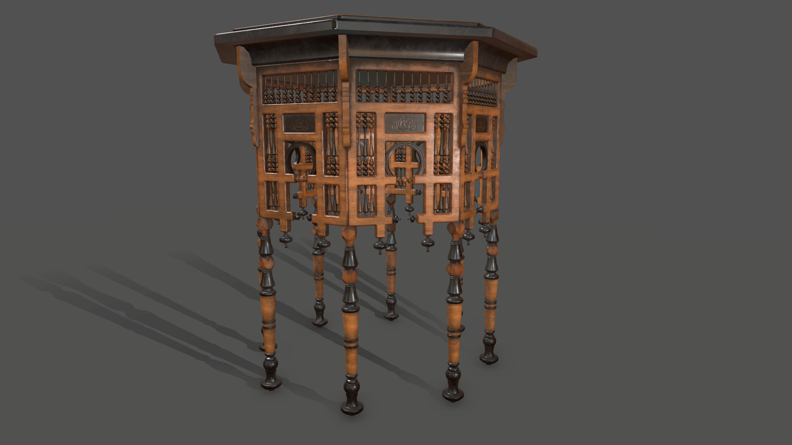Ottoman Empire Table