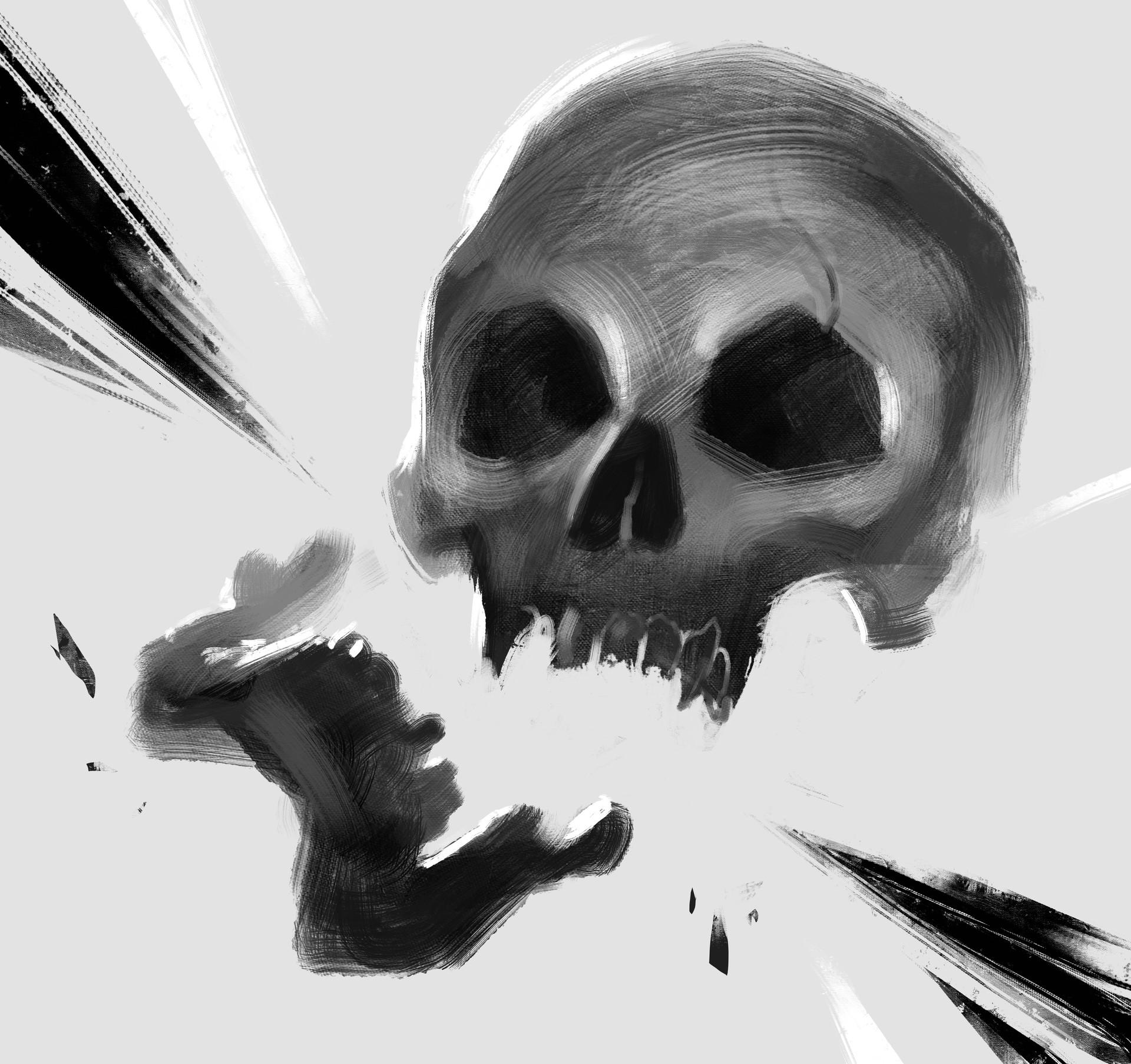 Caio santos skull