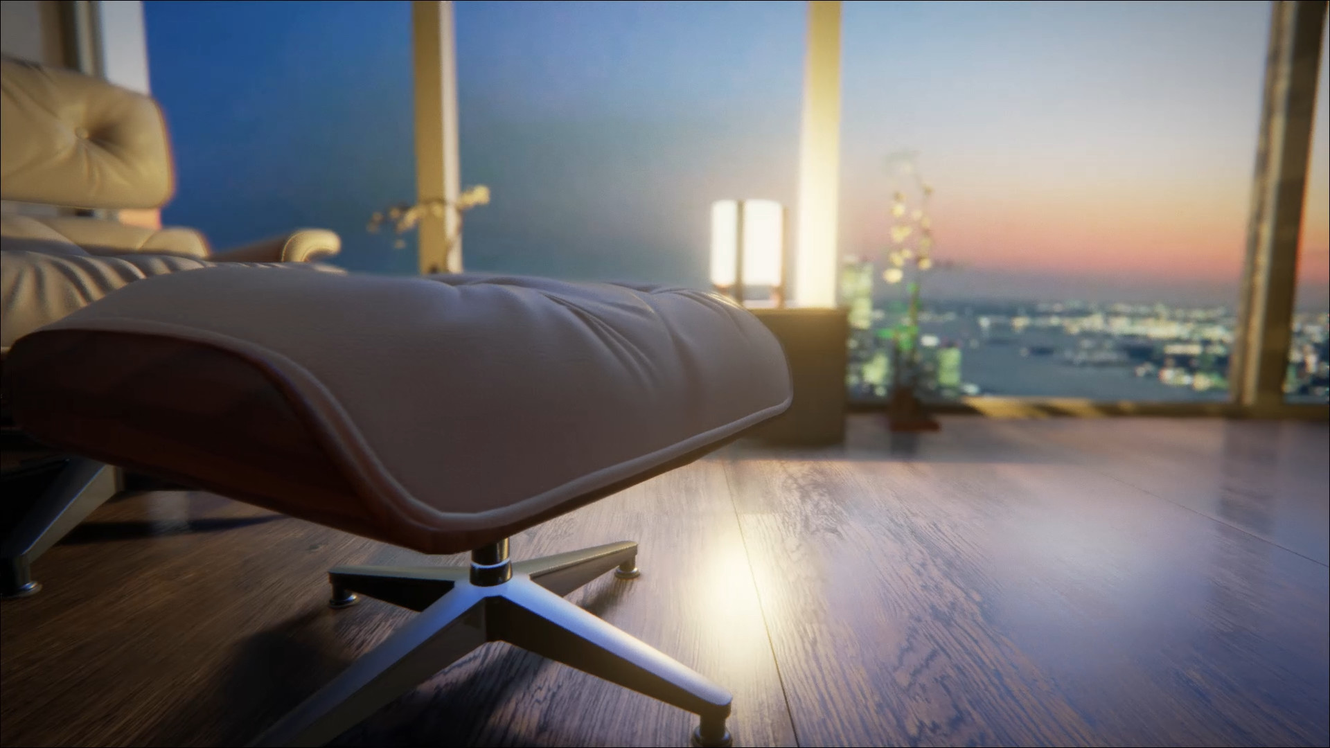 ArtStation - )Unreal Engine 4 Render
