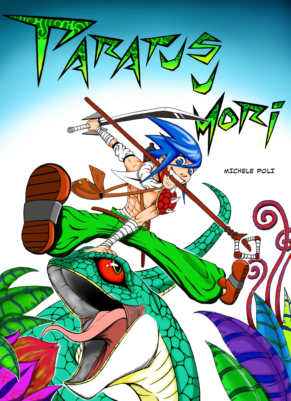 Paratus Sum Mori front cover, episode 1