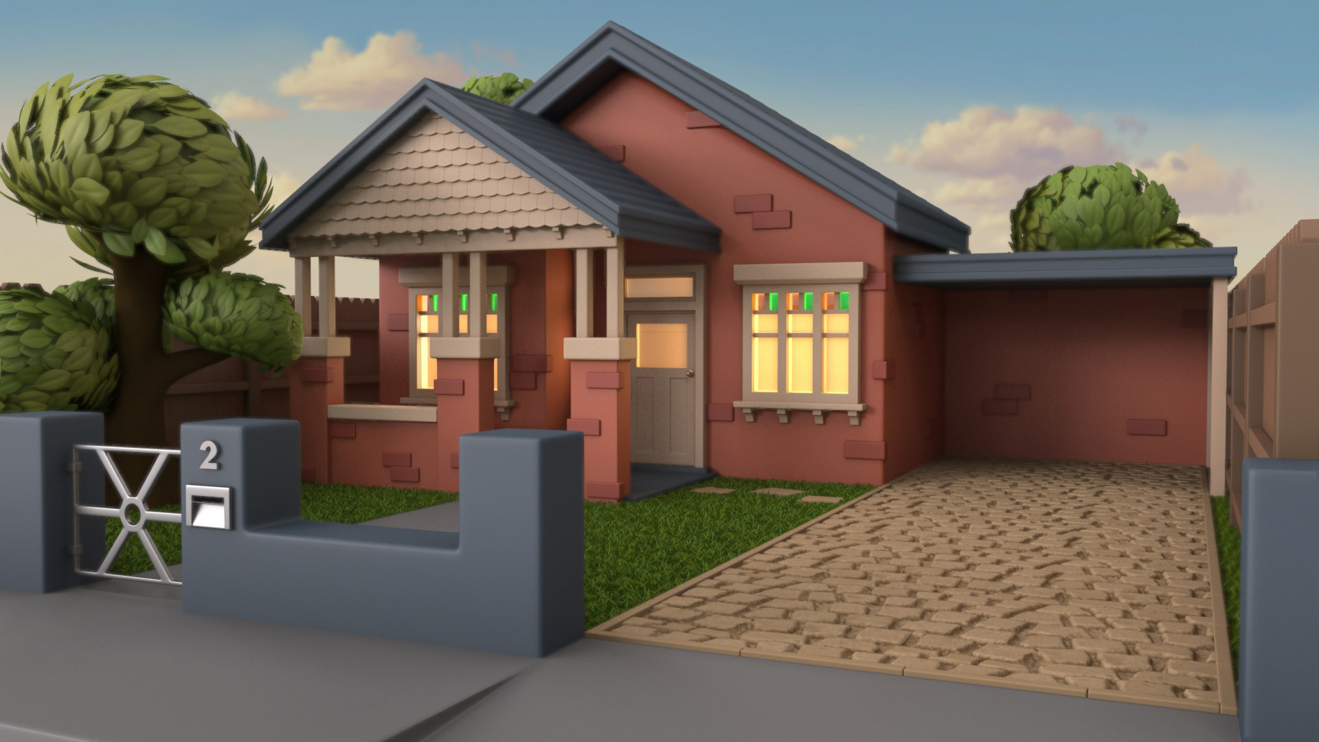 Carly glover wip houserender01