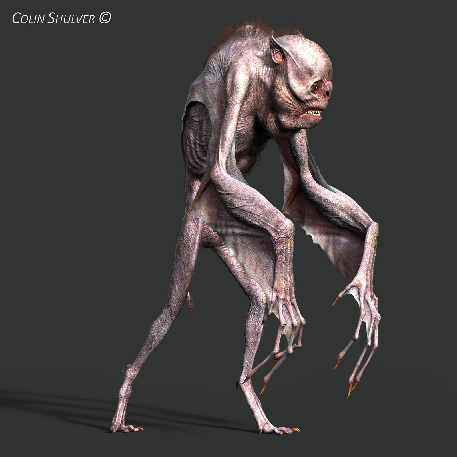 Personal Work - Creatures