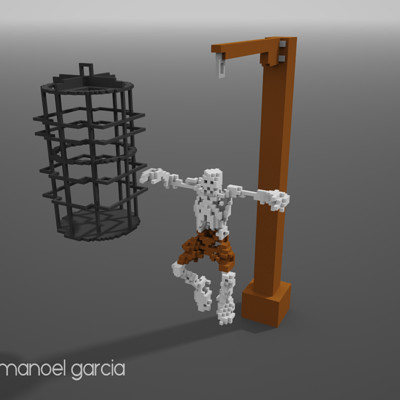 Manoel garcia corpsea