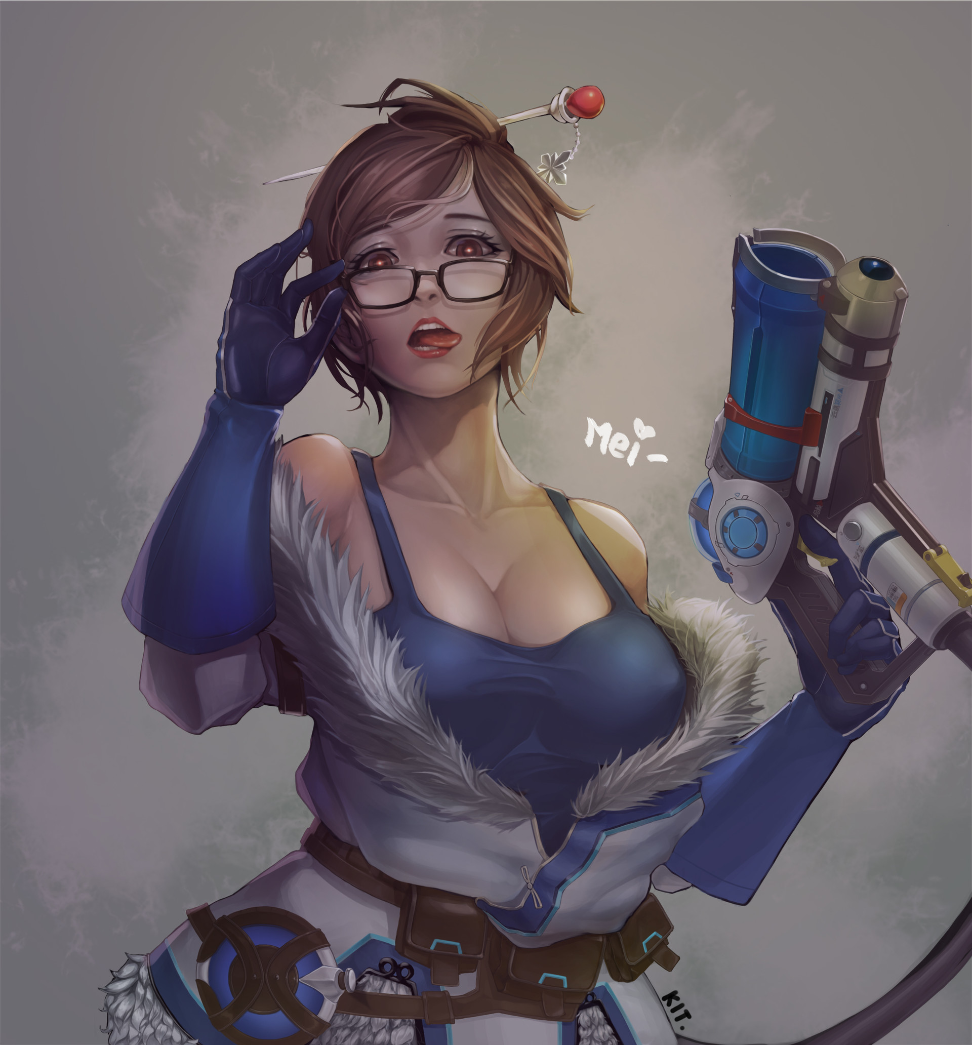 Sexy mei overwatch