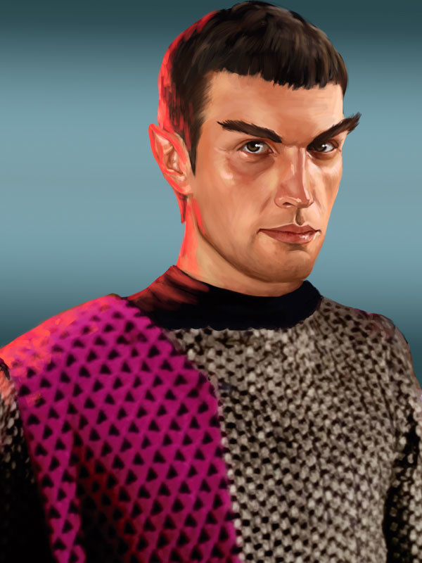 Star Trek Wrath of Gems Romulan