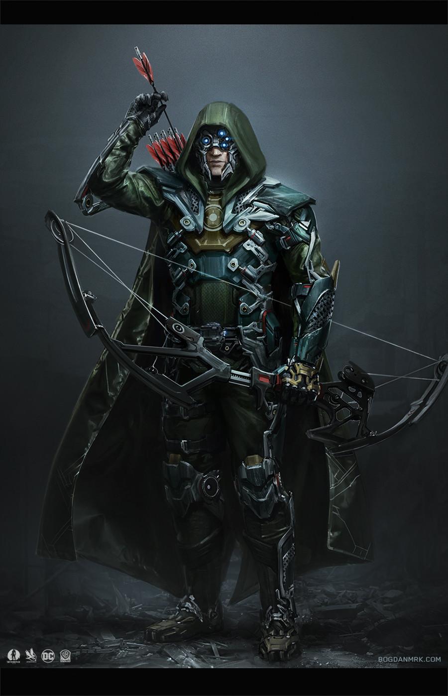 Injustice 2 - Green Arrow