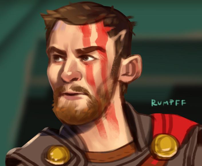 Sketch - Thor