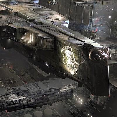 Yuriy mazurkin hangar1 dreadnoght mazurkin