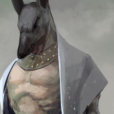 Koni amandine girard amandine girard koni cdchallenge egyptiangods anubis