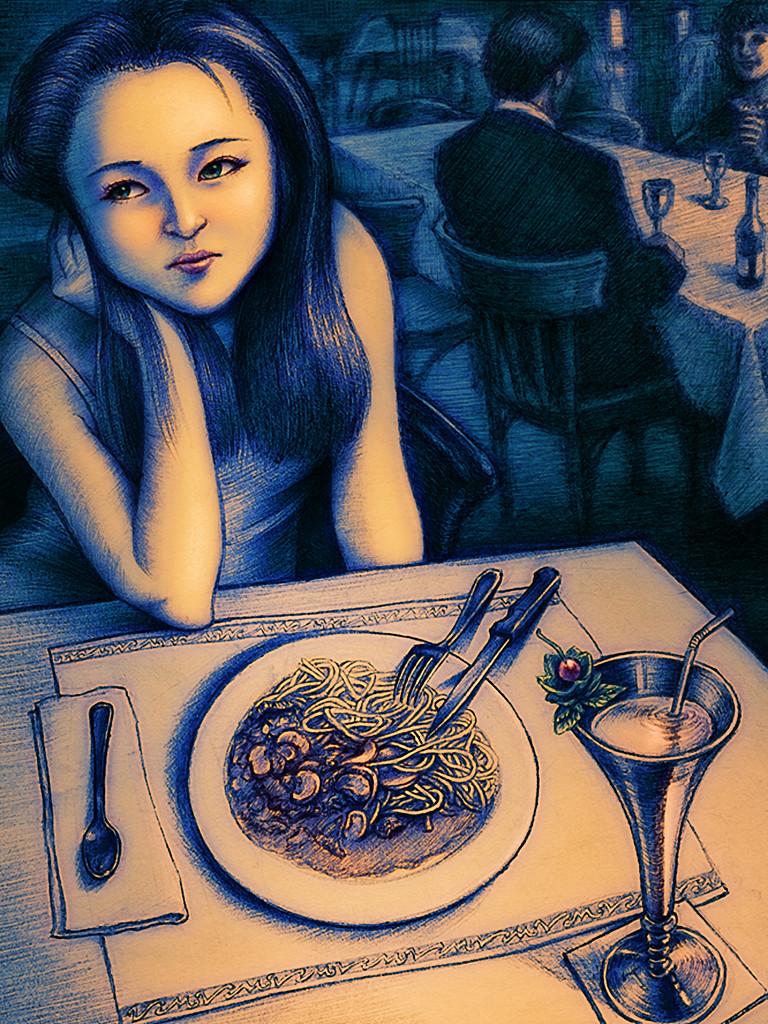 E lynx vivian blue