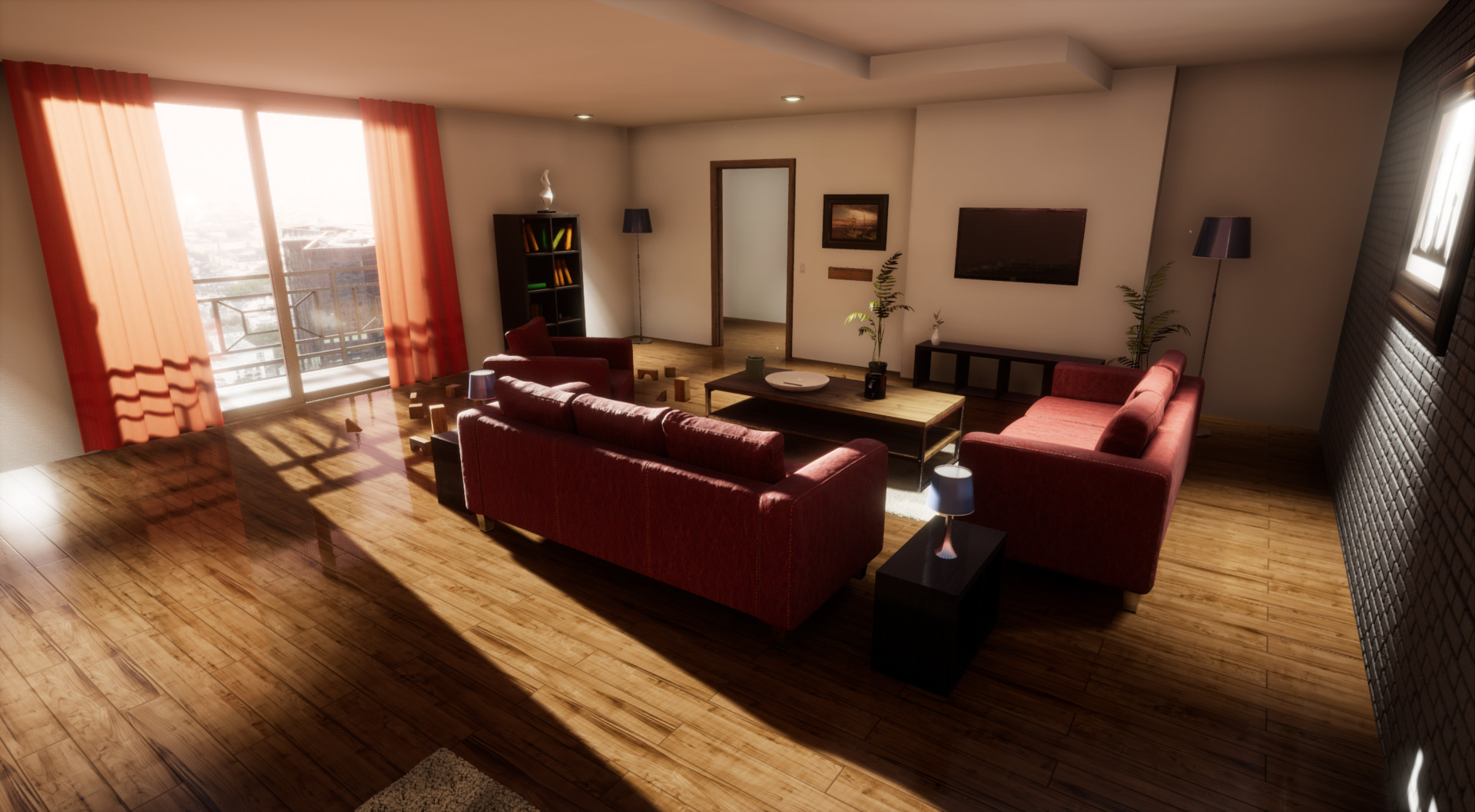 Mathieu Pascal Room Unreal Engine 6